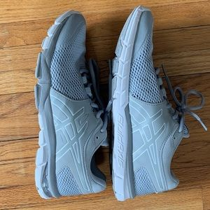 ASICS Gel Craze Training Gray/White 9.5